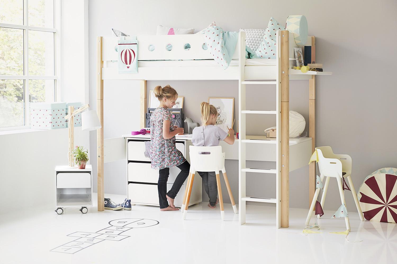 Меблі в дитячу та їх особливості фото