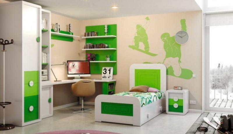 Меблі в дитячу фото 4