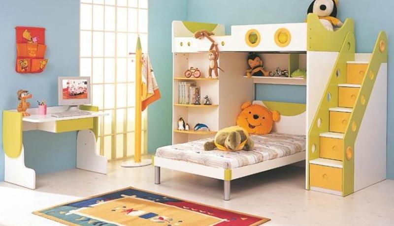 Меблі в дитячу фото 6
