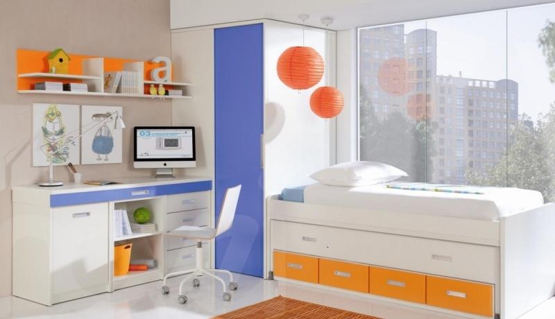 Меблі в дитячу фото