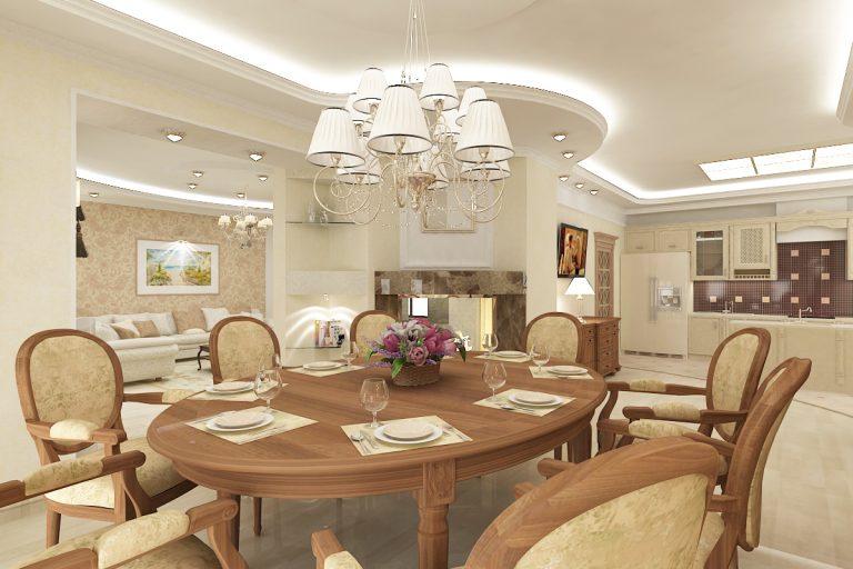 Мебель для столовой комнаты на заказ в Ивано-Франковске1