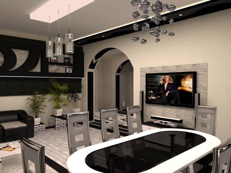Мебель для столовой комнаты на заказ в Ивано-Франковске5