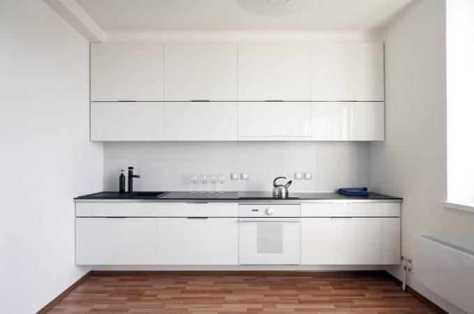 Дизайн кухні у стилі мінімалізм фото UrbanWood -13
