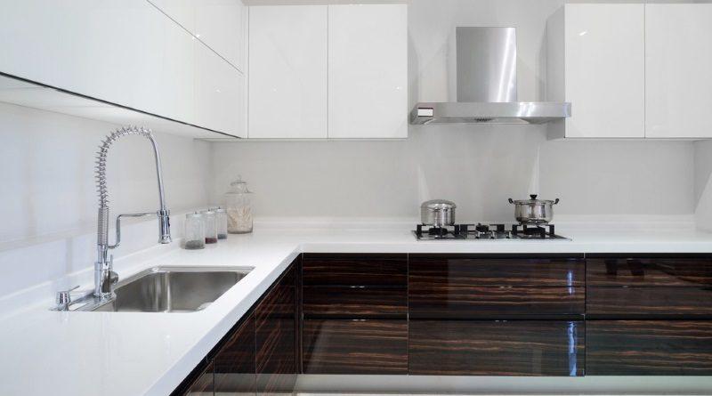 Дизайн кухні у стилі мінімалізм фото UrbanWood -1
