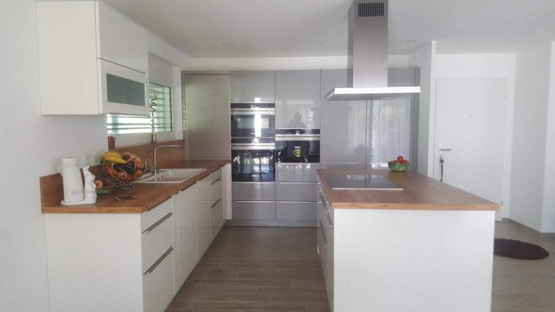 Дизайн кухні у стилі мінімалізм фото UrbanWood -16