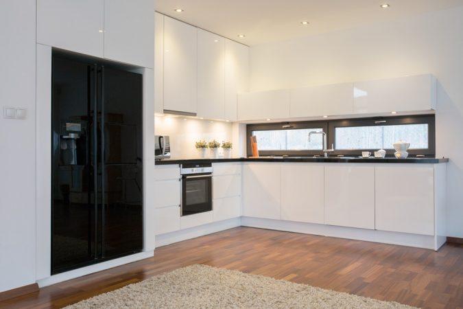 Дизайн кухні у стилі мінімалізм фото UrbanWood -17