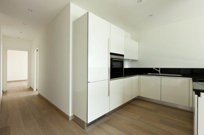 Дизайн кухні у стилі мінімалізм фото UrbanWood -2