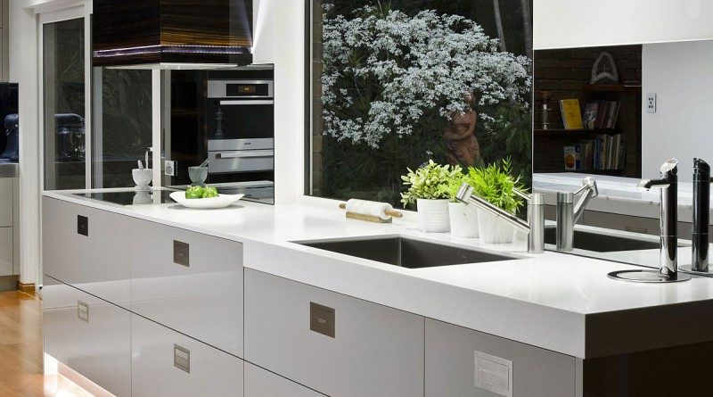 Кухня в стилі Хай-Тек UrbanWood фото - 11