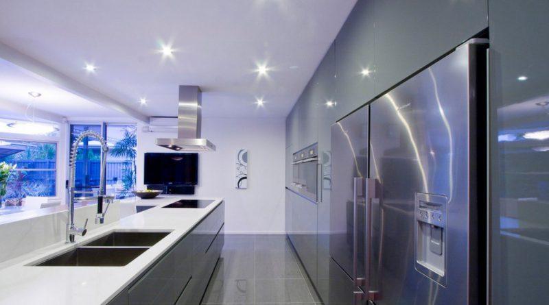 Кухня в стилі Хай-Тек UrbanWood фото - 12