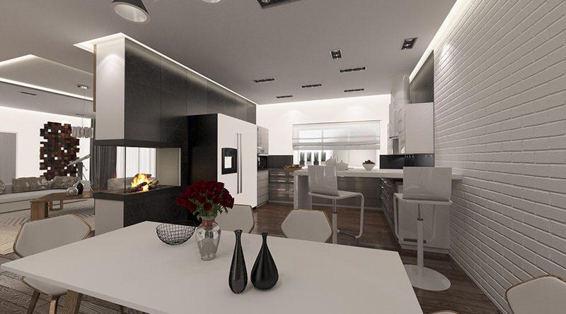 Кухня в стилі Хай-Тек UrbanWood фото - 2