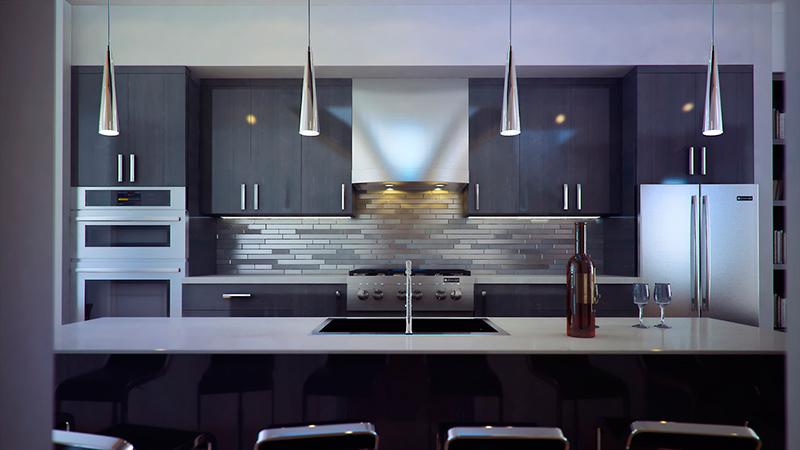 Кухня в стилі Хай-Тек UrbanWood фото - 21