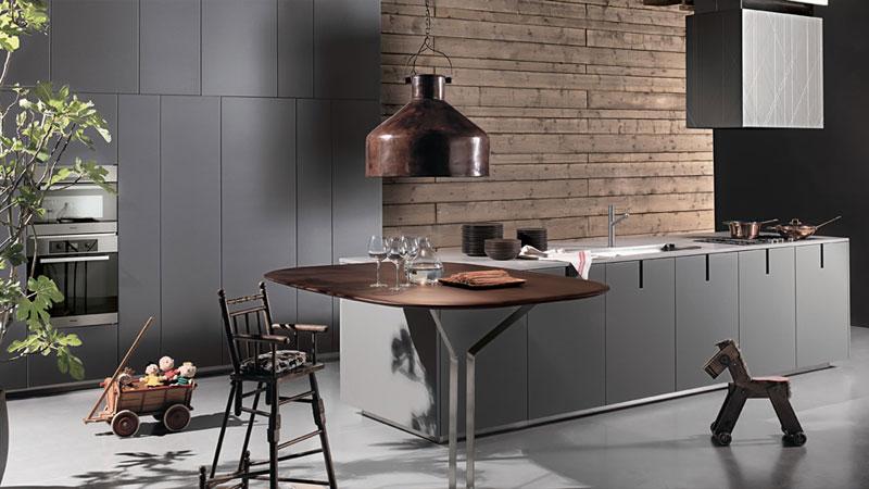 Кухня в стилі Хай-Тек UrbanWood фото - 22