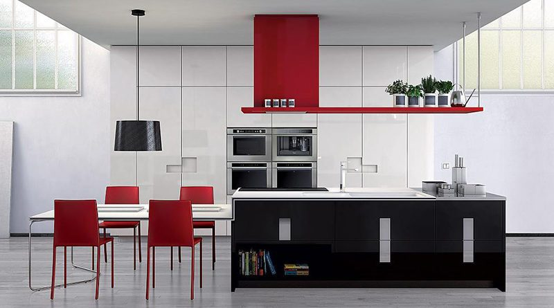 Кухня в стилі Хай-Тек UrbanWood фото - 6