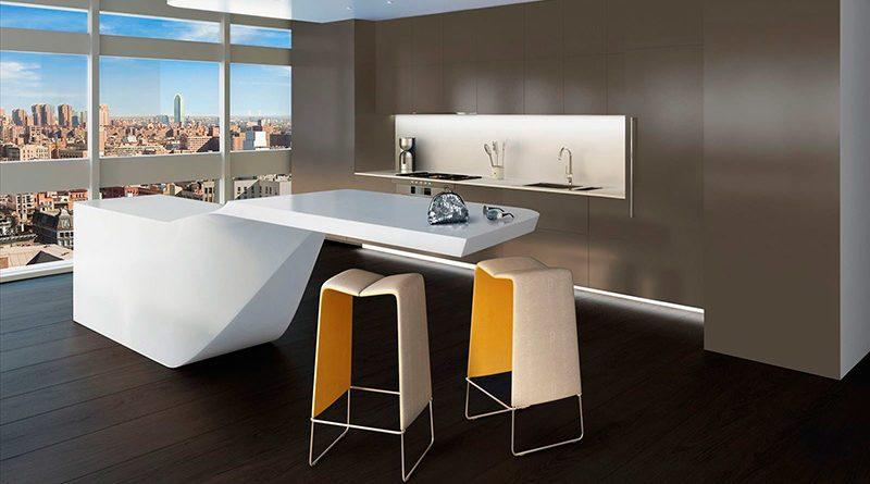 Кухня в стилі Хай-Тек UrbanWood фото